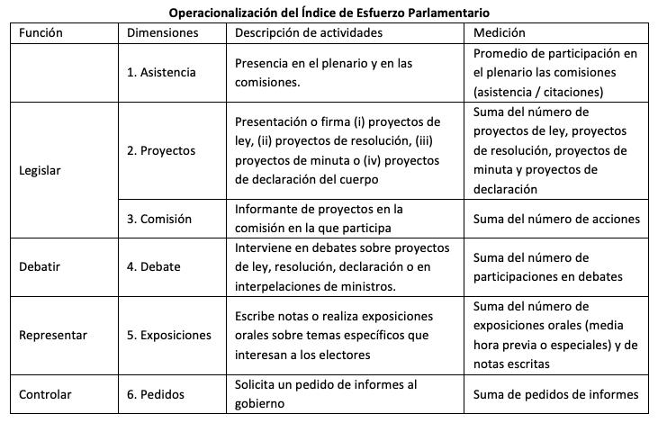 dimensiones IEP